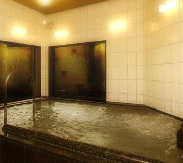 ラジウム温泉
